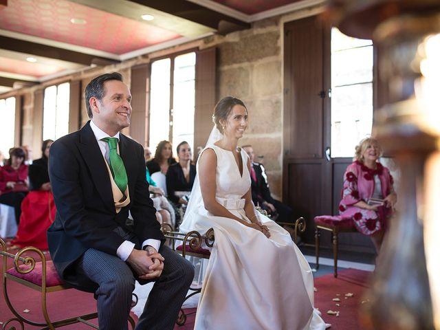 La boda de Nacho y Cristina en Redondela, Pontevedra 26