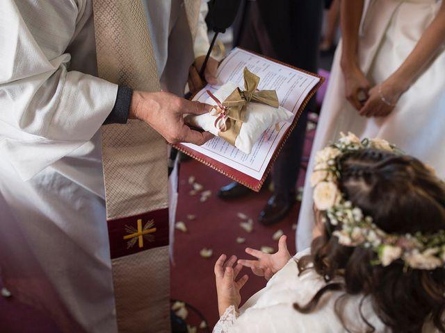 La boda de Nacho y Cristina en Redondela, Pontevedra 30