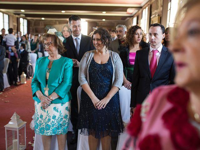 La boda de Nacho y Cristina en Redondela, Pontevedra 31