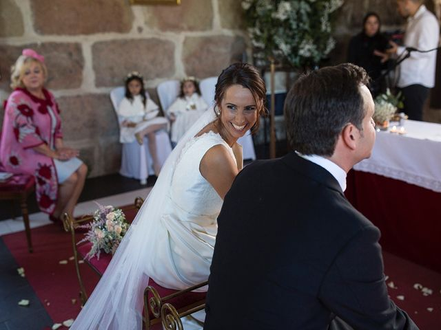 La boda de Nacho y Cristina en Redondela, Pontevedra 33