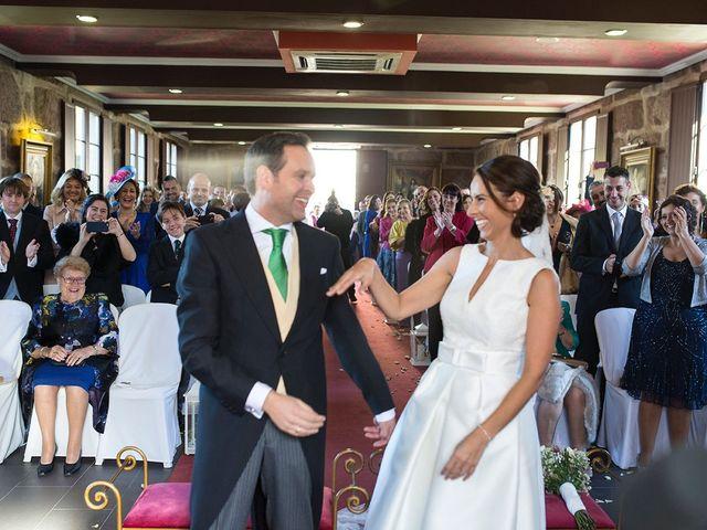La boda de Nacho y Cristina en Redondela, Pontevedra 34