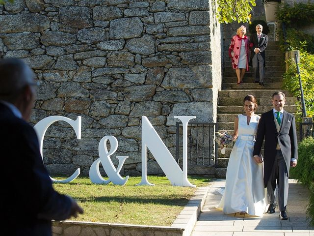 La boda de Nacho y Cristina en Redondela, Pontevedra 35