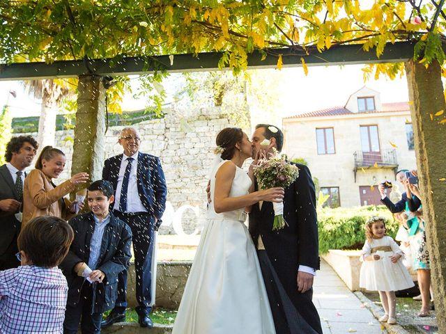 La boda de Nacho y Cristina en Redondela, Pontevedra 36