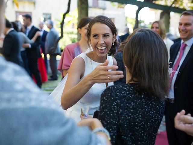 La boda de Nacho y Cristina en Redondela, Pontevedra 37
