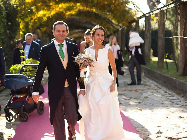 La boda de Nacho y Cristina en Redondela, Pontevedra 40