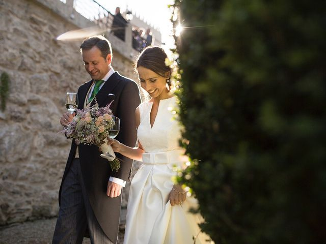 La boda de Nacho y Cristina en Redondela, Pontevedra 44