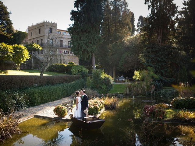 La boda de Nacho y Cristina en Redondela, Pontevedra 53