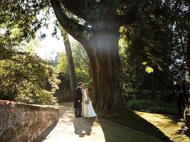 La boda de Nacho y Cristina en Redondela, Pontevedra 55