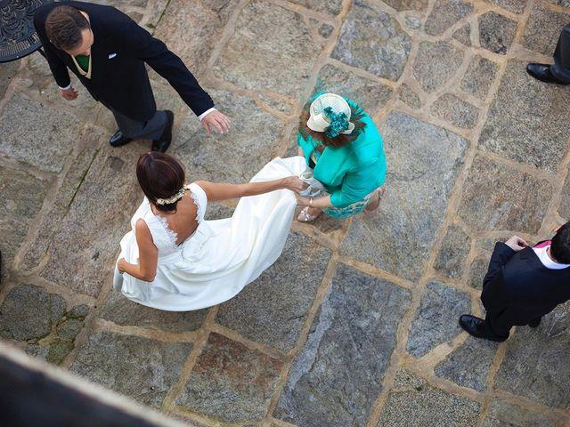 La boda de Nacho y Cristina en Redondela, Pontevedra 60