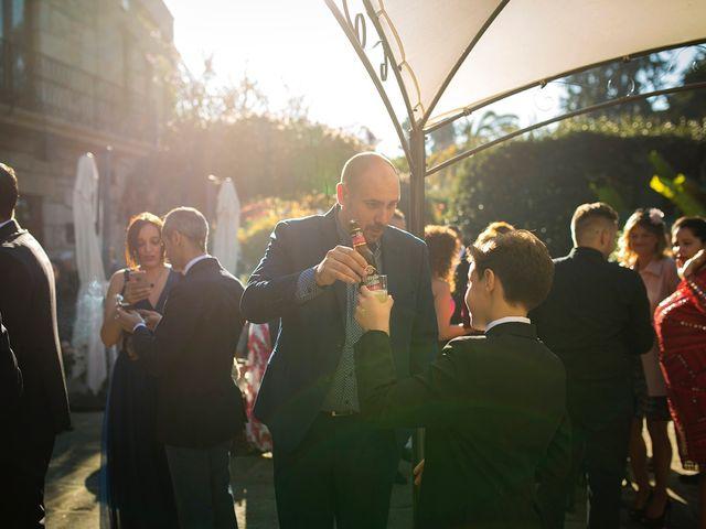 La boda de Nacho y Cristina en Redondela, Pontevedra 63