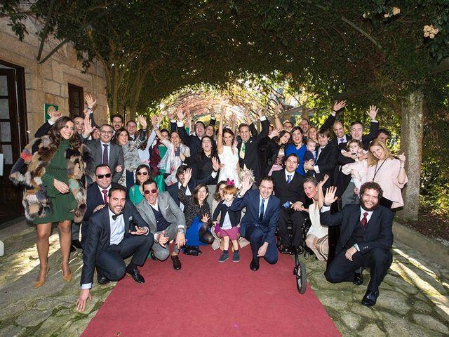 La boda de Nacho y Cristina en Redondela, Pontevedra 64