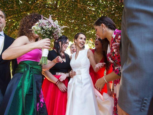 La boda de Nacho y Cristina en Redondela, Pontevedra 65