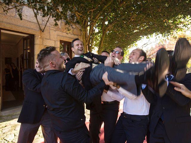 La boda de Nacho y Cristina en Redondela, Pontevedra 67