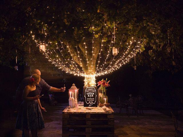La boda de Nacho y Cristina en Redondela, Pontevedra 71