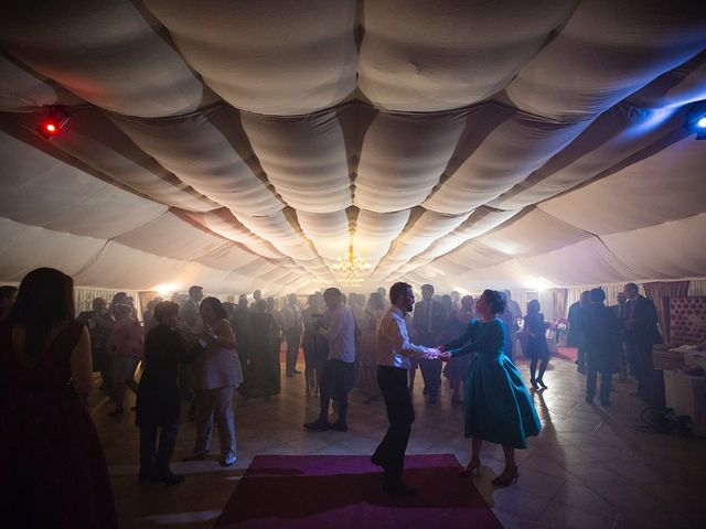 La boda de Nacho y Cristina en Redondela, Pontevedra 76