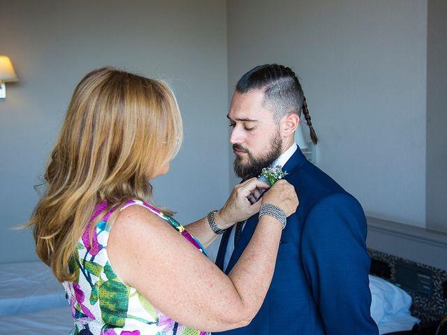 La boda de Gerard y Raina en Orrius, Barcelona 8