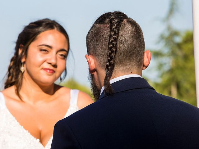 La boda de Gerard y Raina en Orrius, Barcelona 18