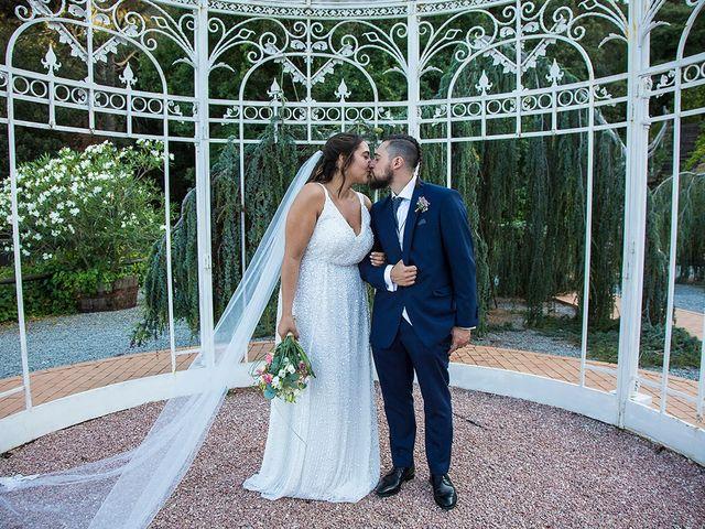 La boda de Gerard y Raina en Orrius, Barcelona 21