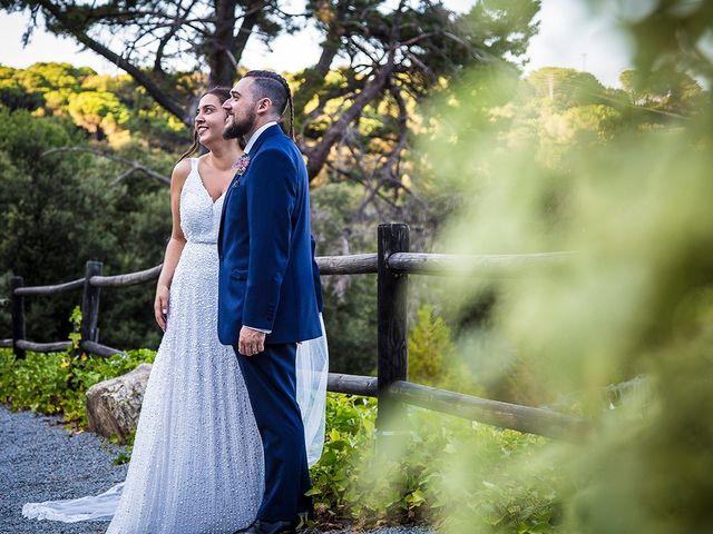 La boda de Gerard y Raina en Orrius, Barcelona 24
