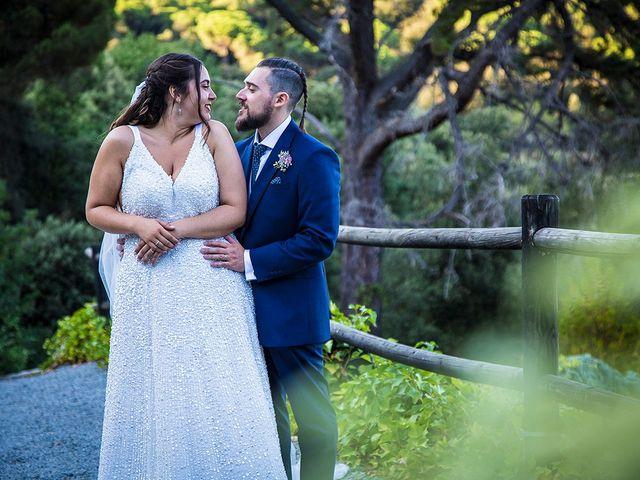 La boda de Gerard y Raina en Orrius, Barcelona 25