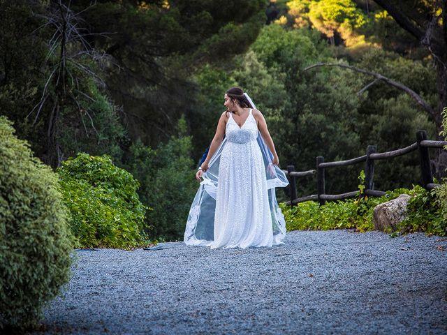 La boda de Gerard y Raina en Orrius, Barcelona 26