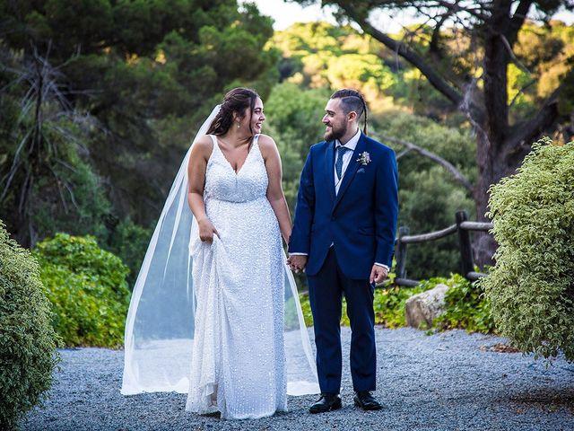 La boda de Gerard y Raina en Orrius, Barcelona 27