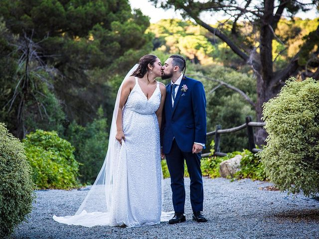 La boda de Gerard y Raina en Orrius, Barcelona 28