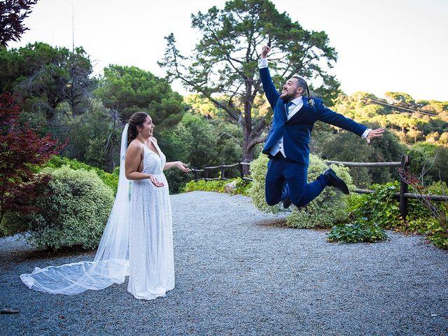 La boda de Gerard y Raina en Orrius, Barcelona 29