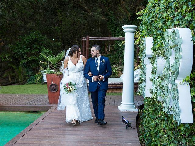 La boda de Gerard y Raina en Orrius, Barcelona 31