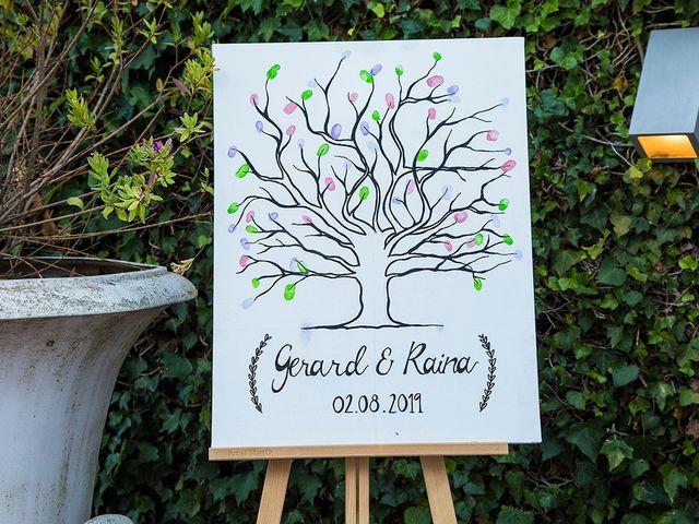 La boda de Gerard y Raina en Orrius, Barcelona 32