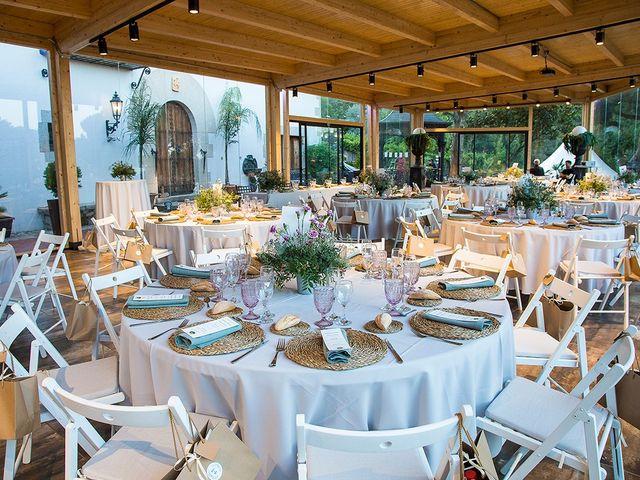 La boda de Gerard y Raina en Orrius, Barcelona 35