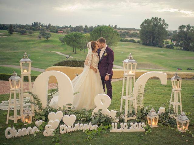 La boda de Oksana  y Christopher