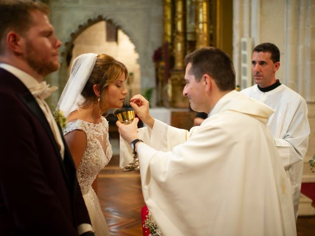 La boda de Christopher  y Oksana  en Jerez De La Frontera, Cádiz 6