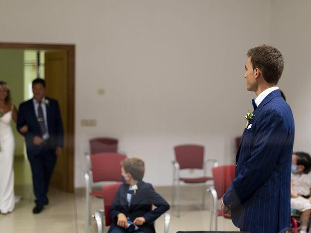La boda de Diego y Maeva en Cambrils, Tarragona 18