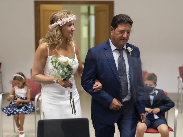 La boda de Diego y Maeva en Cambrils, Tarragona 19