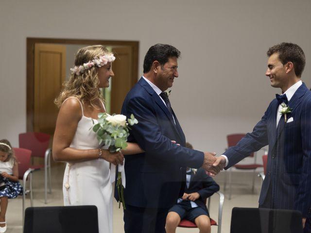 La boda de Diego y Maeva en Cambrils, Tarragona 20