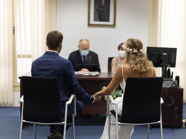 La boda de Diego y Maeva en Cambrils, Tarragona 22