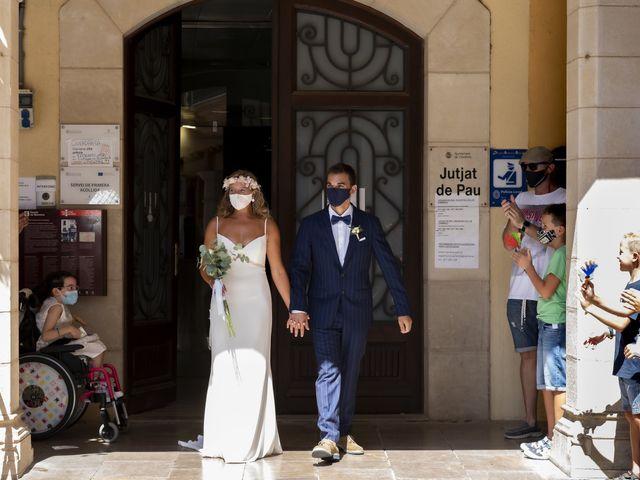 La boda de Diego y Maeva en Cambrils, Tarragona 32