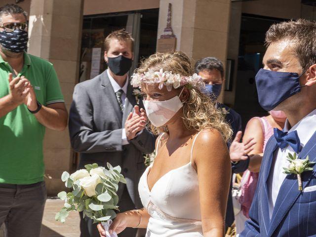 La boda de Diego y Maeva en Cambrils, Tarragona 34