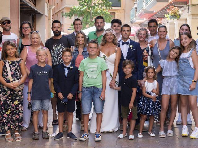 La boda de Diego y Maeva en Cambrils, Tarragona 35