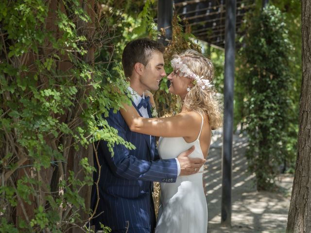 La boda de Diego y Maeva en Cambrils, Tarragona 41