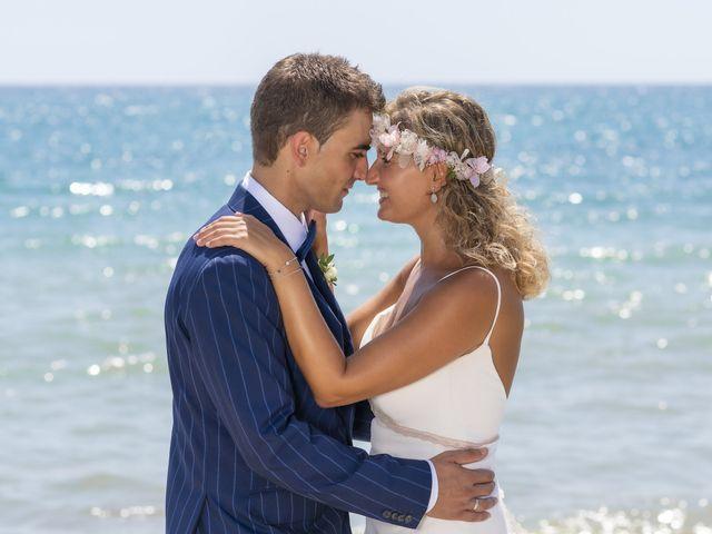 La boda de Diego y Maeva en Cambrils, Tarragona 53