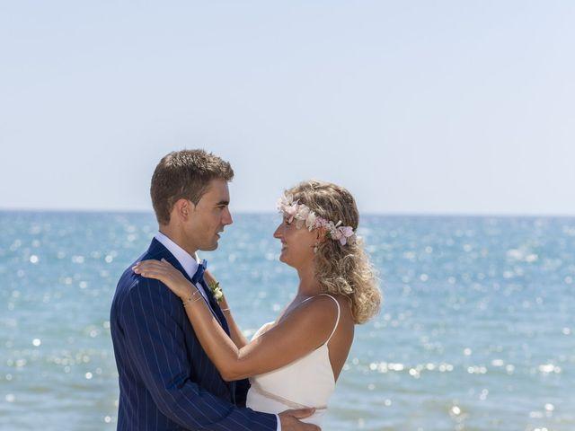 La boda de Diego y Maeva en Cambrils, Tarragona 54