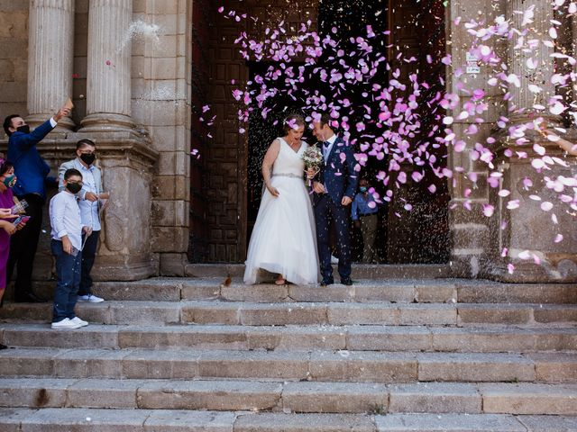 La boda de Epi y Luisa en Don Benito, Badajoz 8