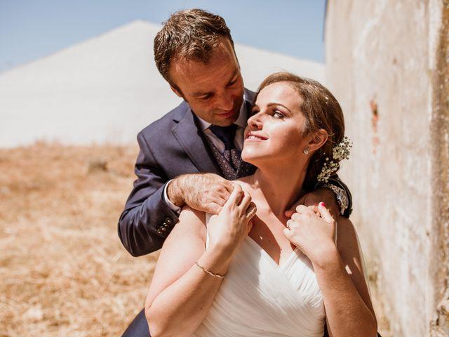 La boda de Epi y Luisa en Don Benito, Badajoz 9