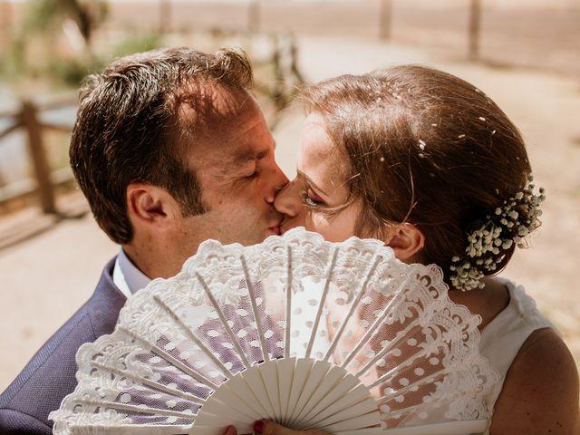 La boda de Luisa y Epi