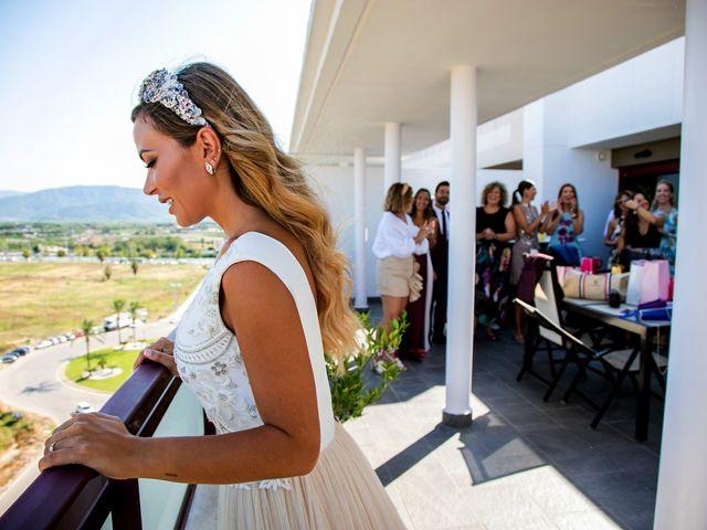 La boda de Rafa y Andrea en Gandia, Valencia 11