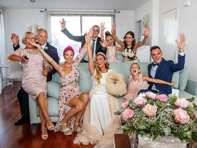 La boda de Rafa y Andrea en Gandia, Valencia 13
