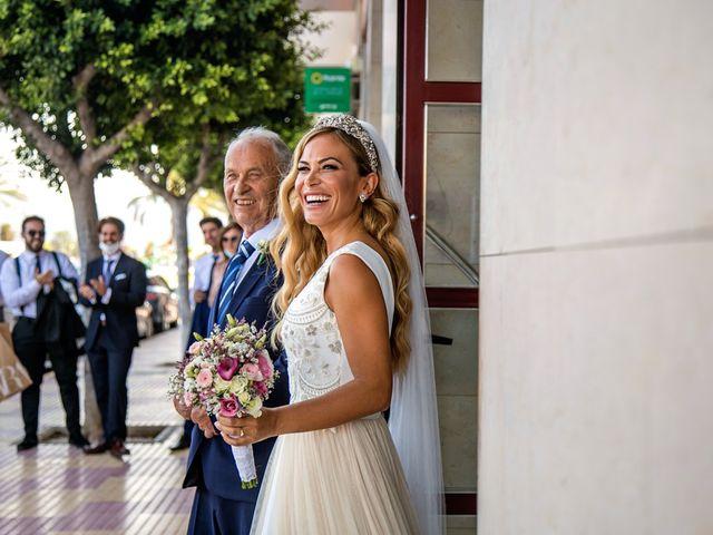 La boda de Rafa y Andrea en Gandia, Valencia 22