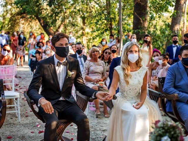 La boda de Rafa y Andrea en Gandia, Valencia 28